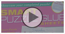 Smart Puzzle Glue sheets Instructional Video